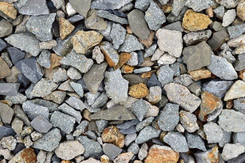 石渣纹理样式 库存照片