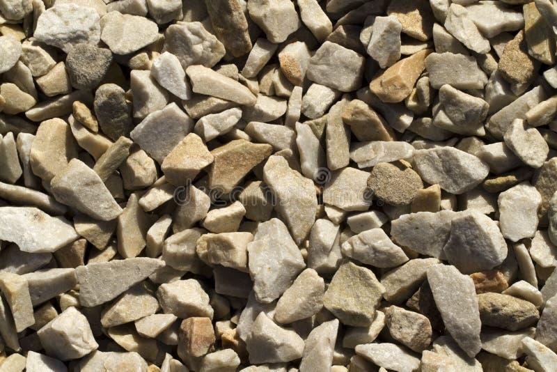 石渣纹理 免版税库存图片