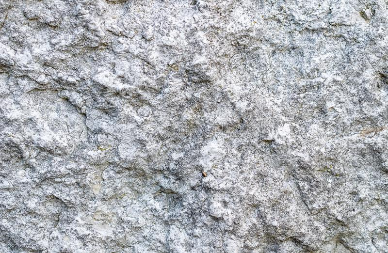 石灰石一块石平板的结构  库存图片