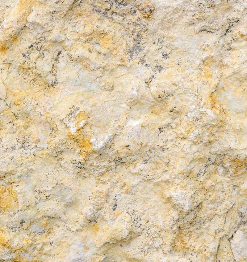 石灰石一块石平板的结构  免版税图库摄影