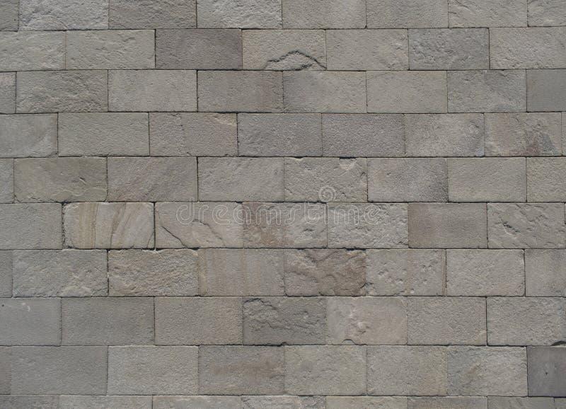 石灰色砖 图库摄影