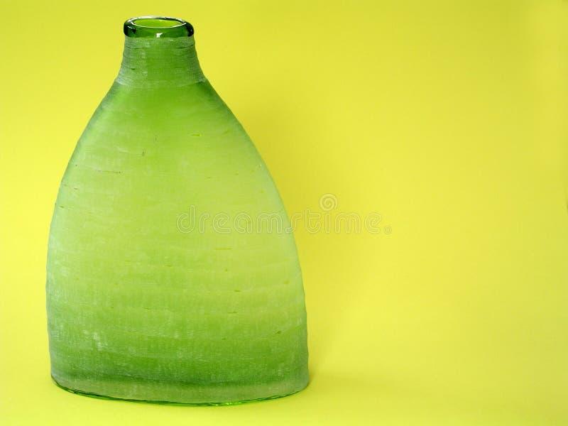 石灰花瓶 免版税库存图片