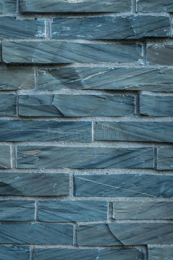 石盖瓦关闭的锯齿边缘 图库摄影