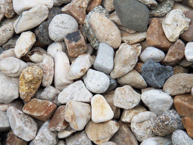 石纹理背景 免版税图库摄影