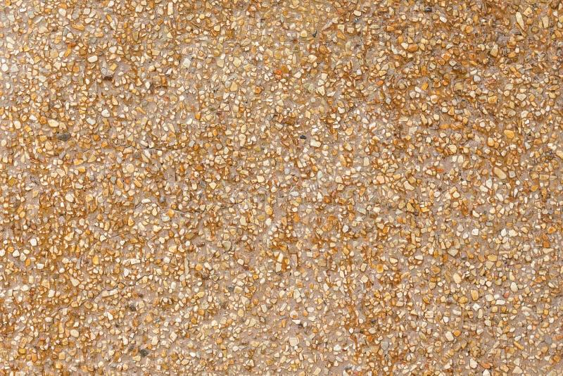 石背景沙子纹理 免版税图库摄影