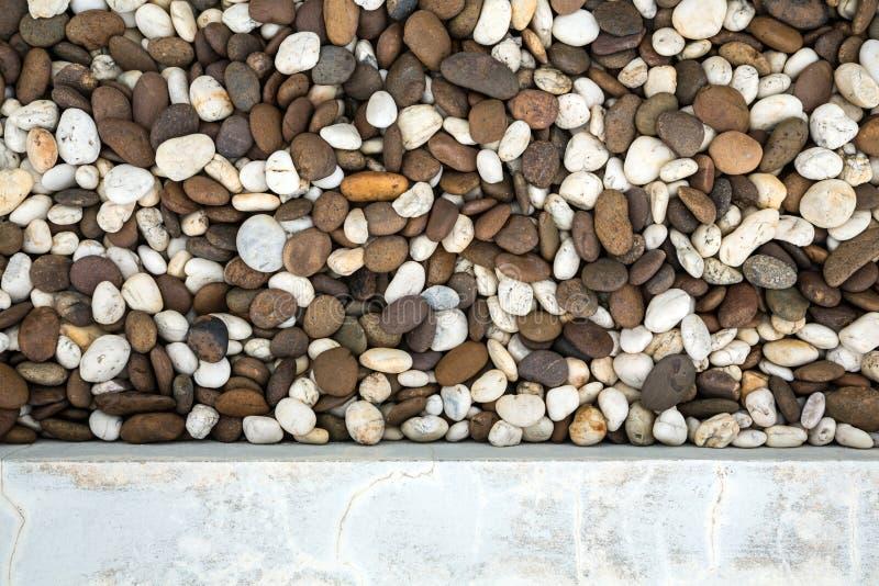 石背景 免版税图库摄影