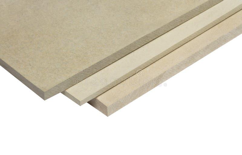 石膏板角落-建筑材料-石膏天花板瓦片 库存照片