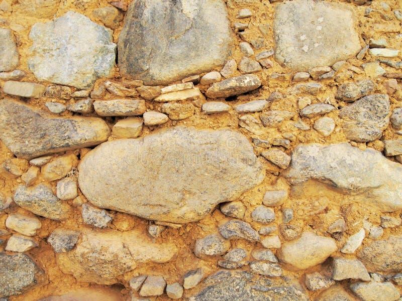 石头和黏土 免版税库存图片