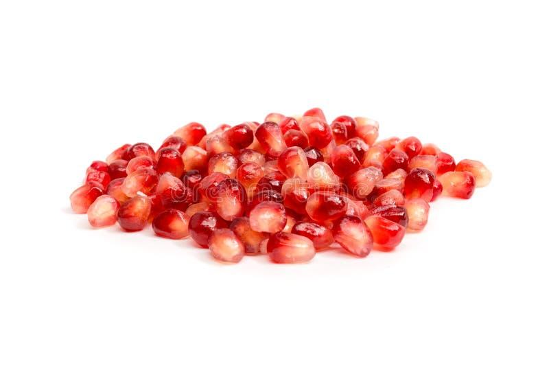Download 石榴种子在白色背景的 库存图片. 图片 包括有 空白, 原始, 鲜美, 食物, 红色, 果子, 种子, 成份 - 72370217