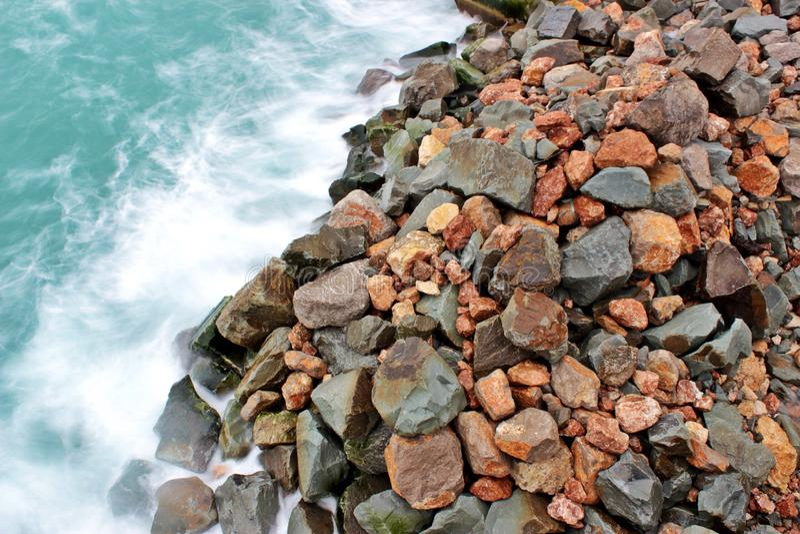 石头 免版税库存照片