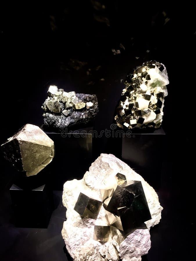 矿物 免版税库存照片