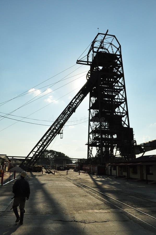 矿 库存照片