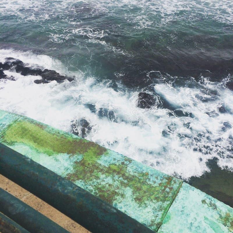 码头水海洋德班 免版税库存照片