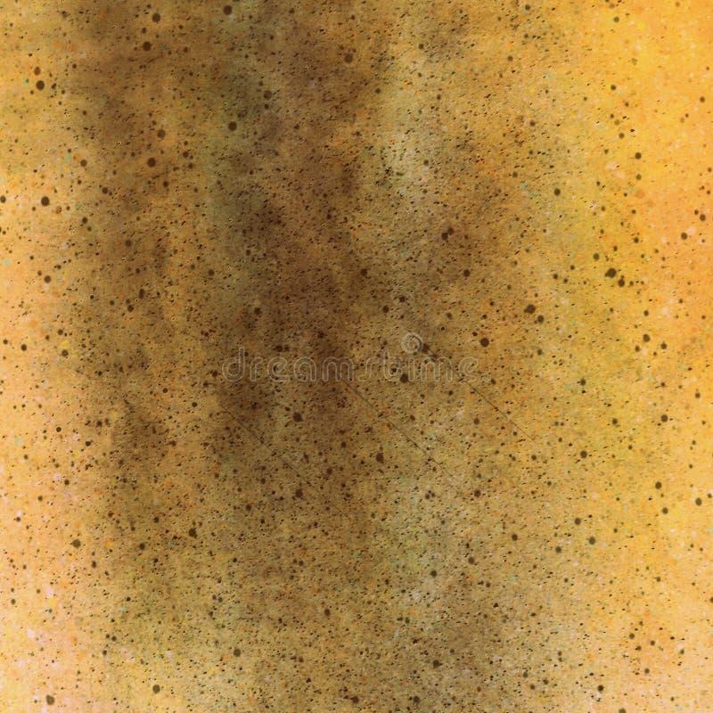 砂岩难看的东西被佩带的纹理老纸背景 免版税库存照片