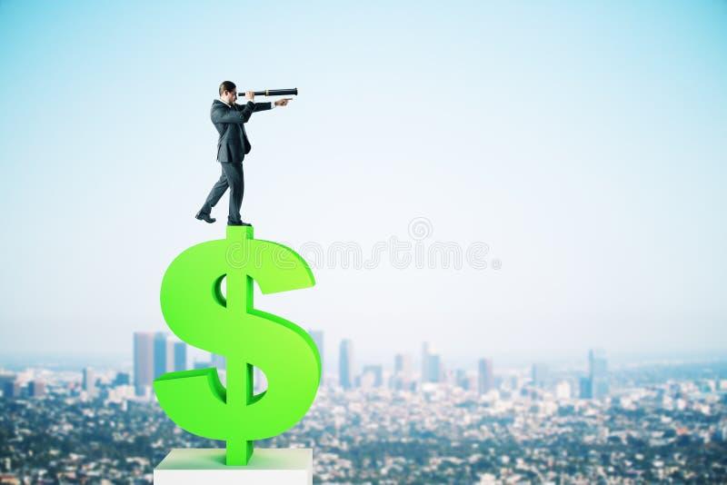 研究和收入概念 库存图片
