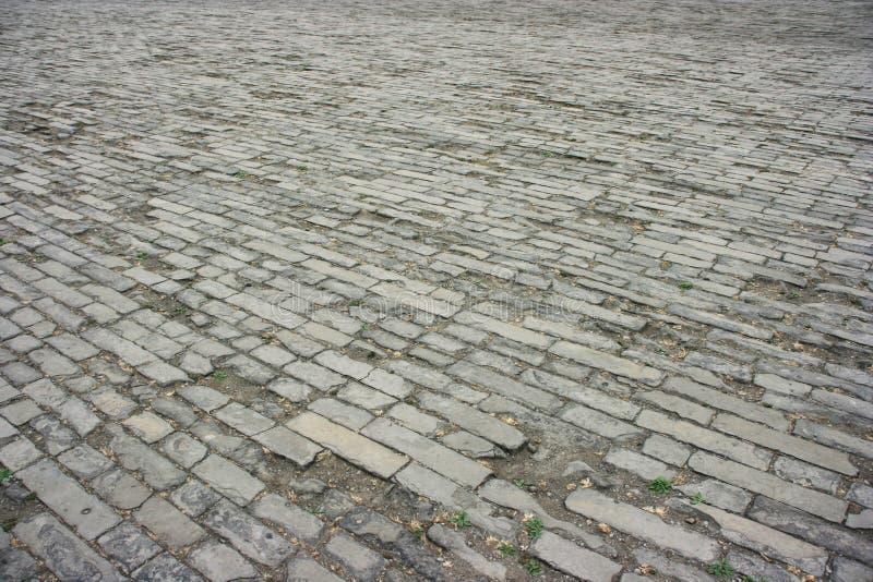 砖厂-故宫,北京,中国 免版税库存图片