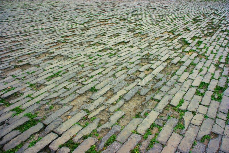 砖厂-故宫,北京,中国 免版税库存照片