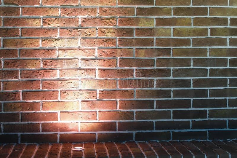砖墙的图象 免版税库存图片
