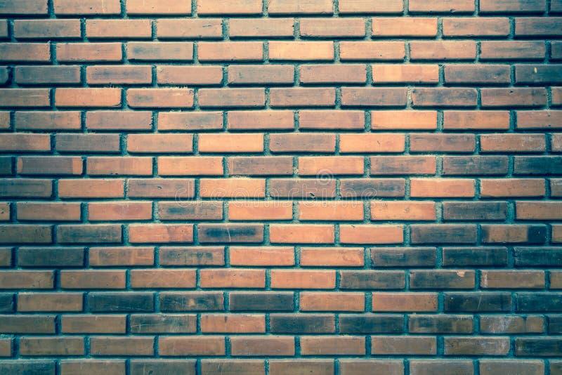 砖墙纹理或砖墙背景 内部外部装饰的砖墙和工业建筑设计 库存照片