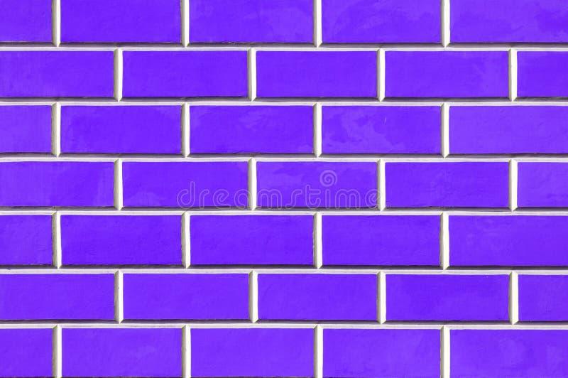 砖墙背景-新的砖墙样式 免版税库存图片