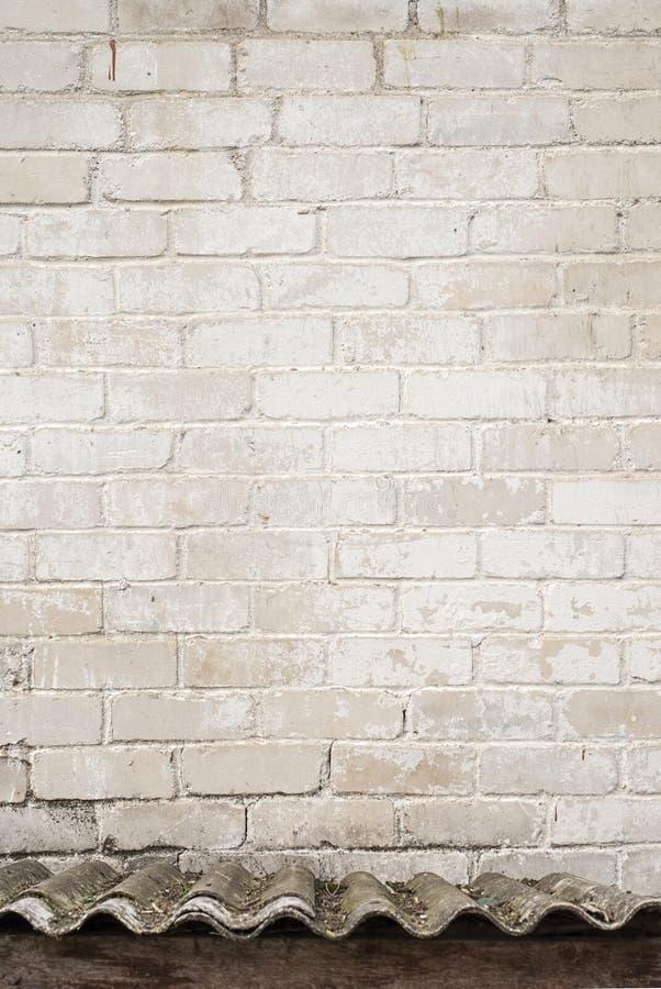 砖墙背景 免版税库存图片