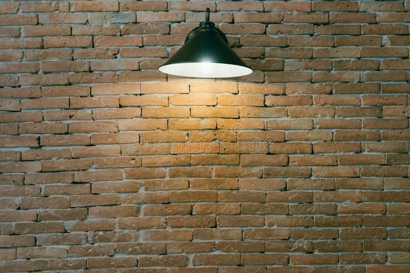 砖墙葡萄酒纹理 免版税库存图片