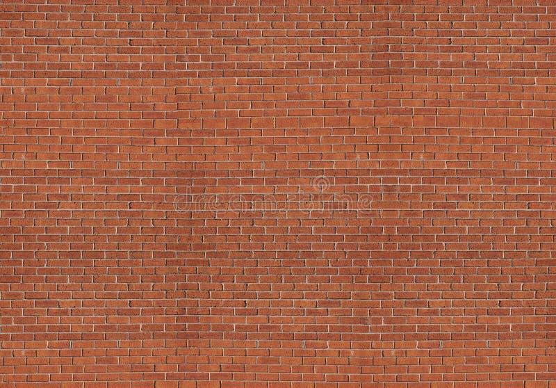 砖大墙壁 库存照片