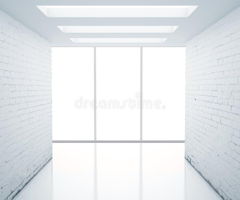 砖室 库存例证