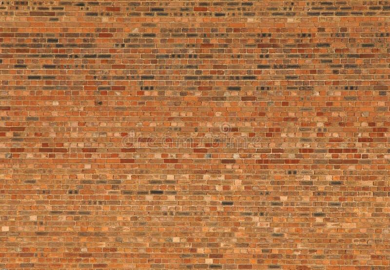 砖房子红色墙壁 免版税库存图片