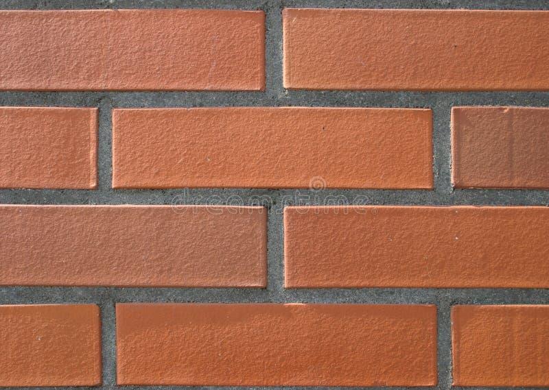 砖清楚的墙壁 库存图片