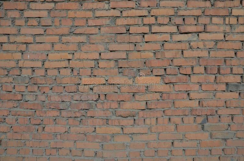 砖瓦房纹理墙壁 库存图片