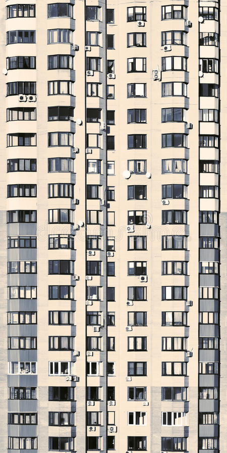 砖瓦房门面老红色 免版税库存照片