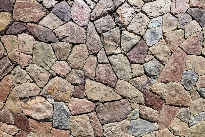砖石墙葡萄酒老表面背景 图库摄影
