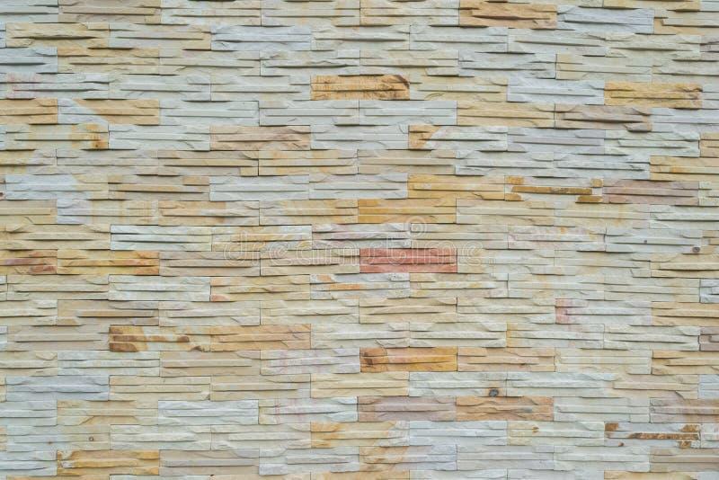 砖石岩石墙壁纹理背景 库存照片