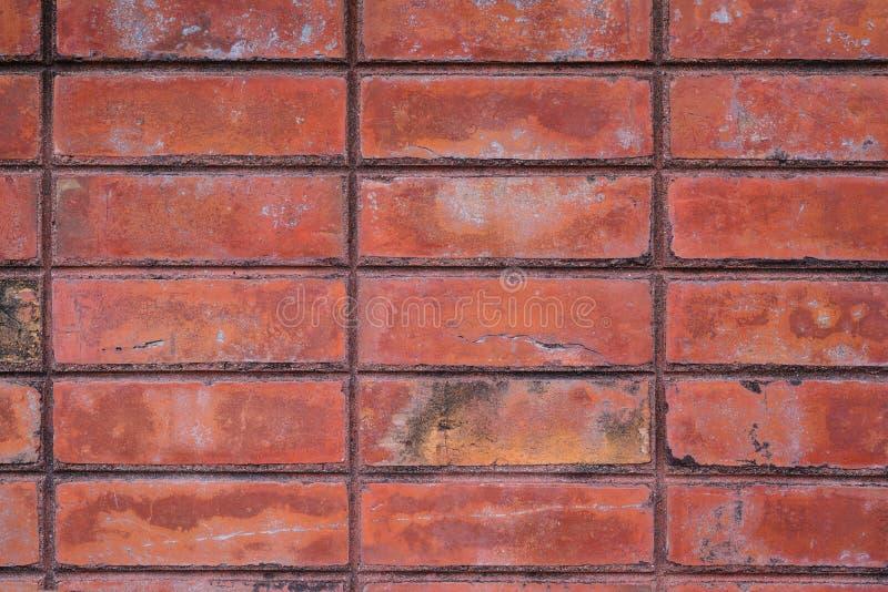 砖纹理材料 库存照片