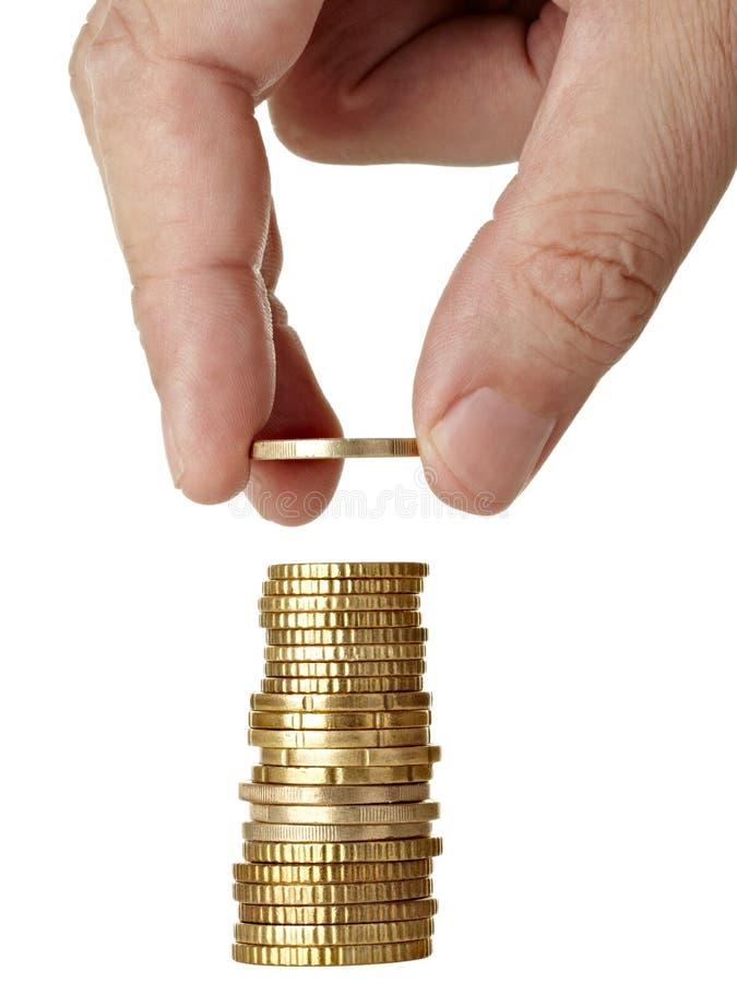 Download 硬币 库存照片. 图片 包括有 横幅提供资金的, 背包, 欧洲, 商业, 查出, 增长, 现有量, 金属 - 22358536