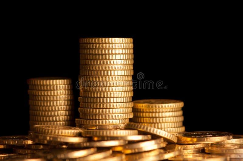 硬币 免版税图库摄影