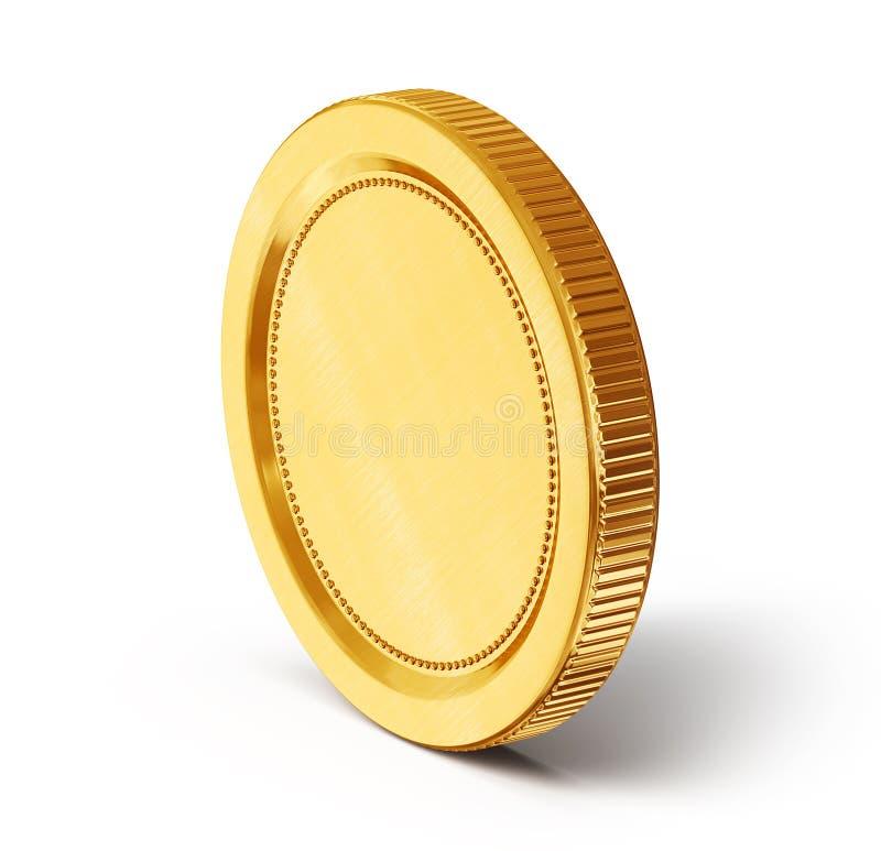 硬币 向量例证