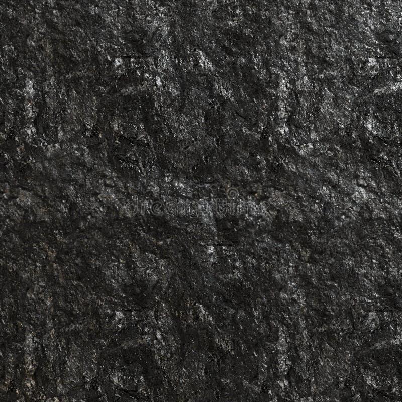 硬煤无缝的纹理 库存照片