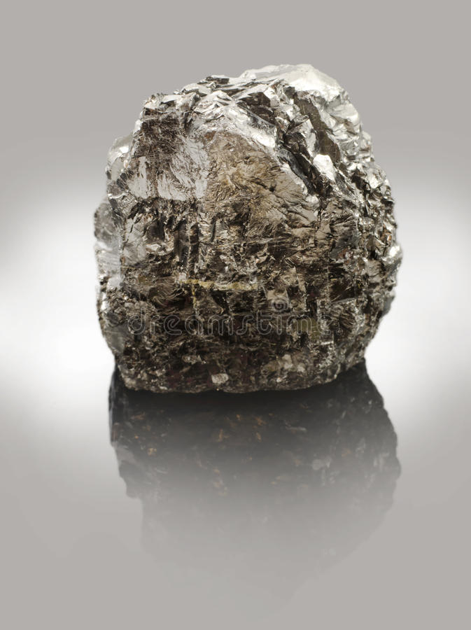 硬煤-煤炭的最高的形式-坚实矿物燃料 库存照片