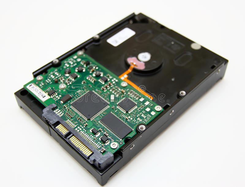 硬盘(HDD) 免版税库存照片