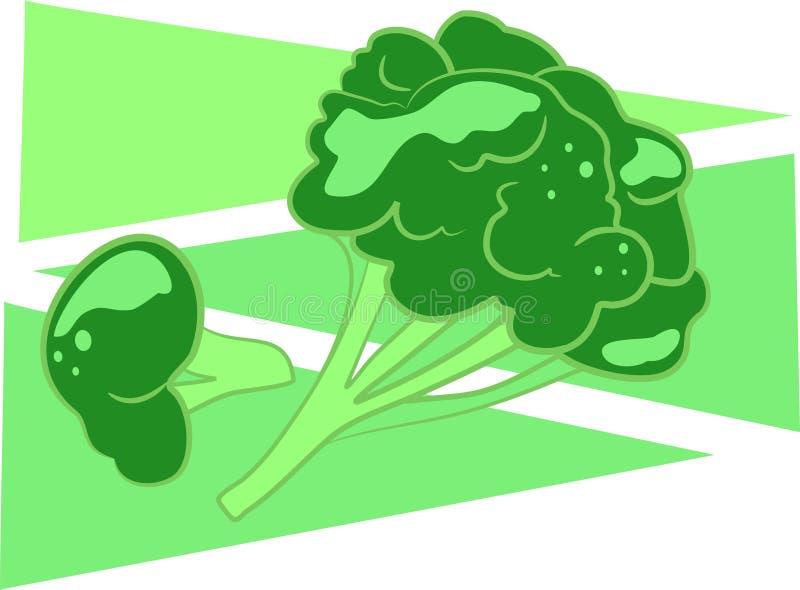 Download 硬花甘蓝 向量例证. 插画 包括有 食物, 蔬菜, 成熟, edibles, 营养, 例证, brochette - 50610