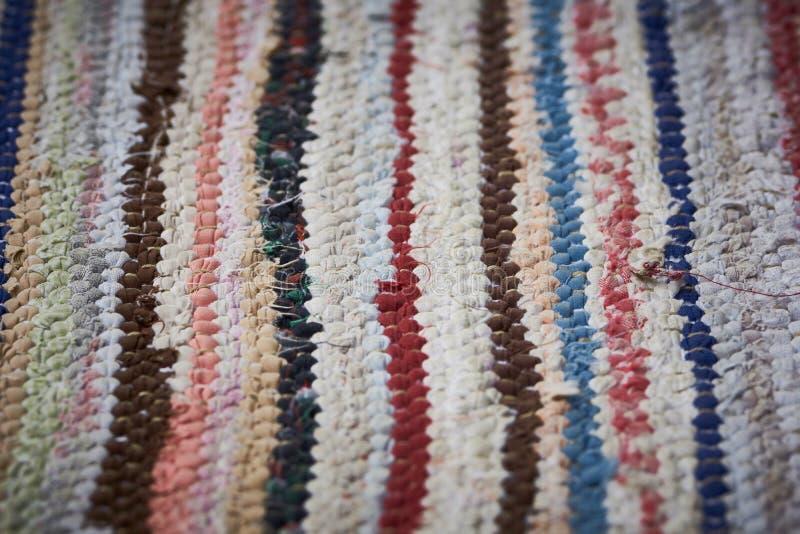 碎呢地毯 图库摄影