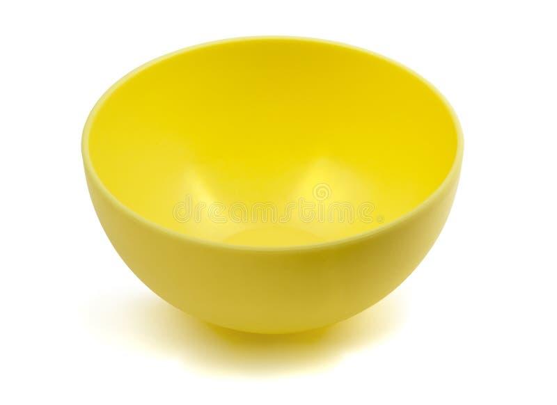 碗塑料 图库摄影