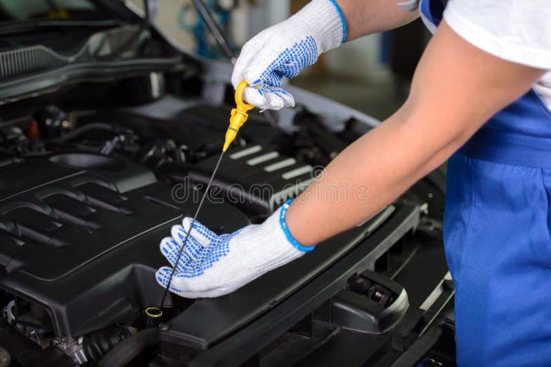 碗汽车推力增强的油替换服务