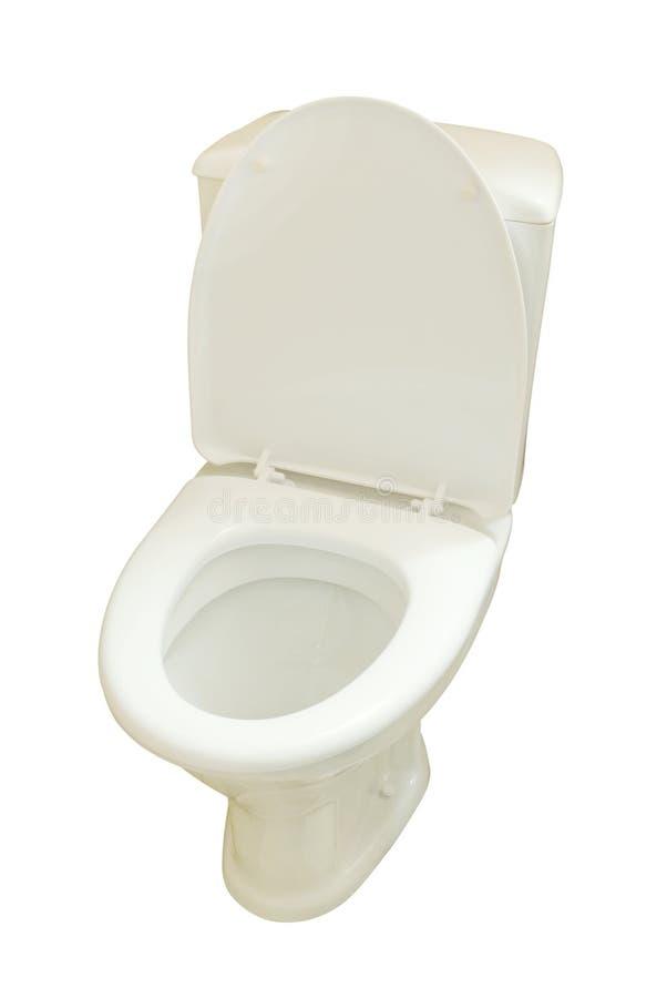 碗洗手间 免版税库存照片