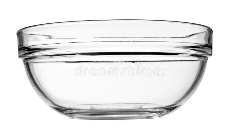 碗玻璃 图库摄影