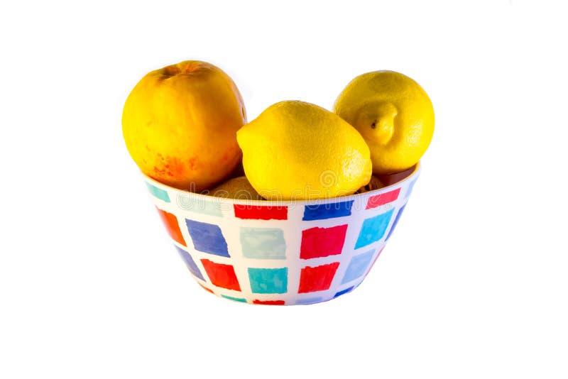 download碗用桃子和库存图片柠檬.美食街武宁县图片