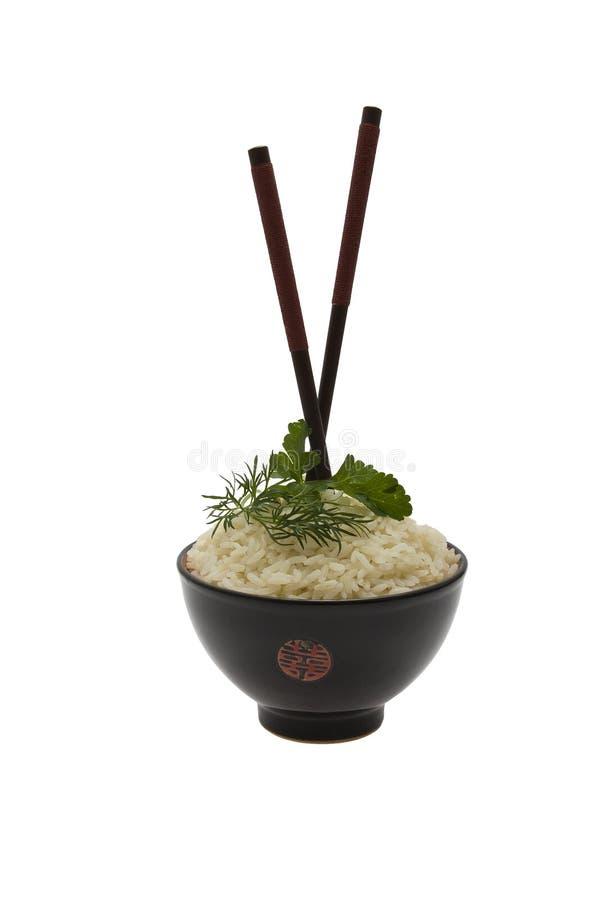 碗米 库存照片