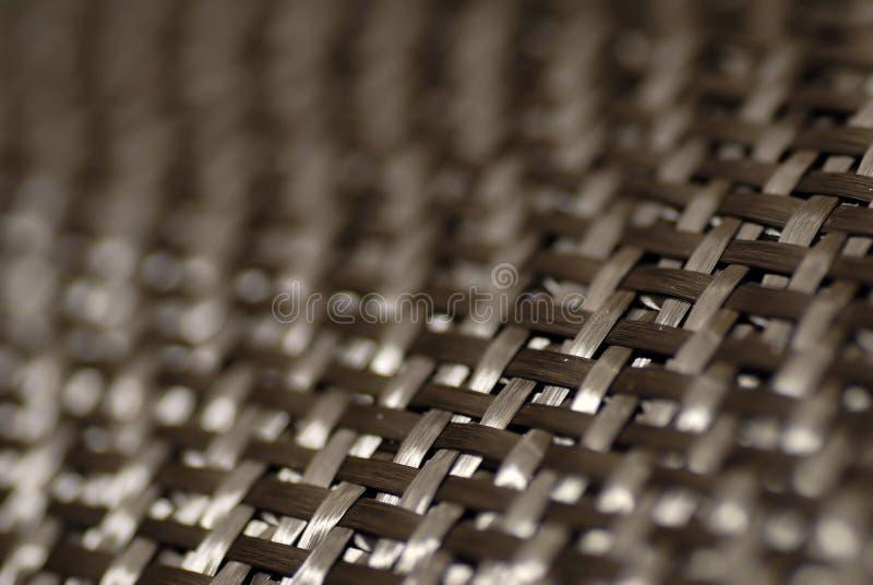 碳纤维模式 免版税库存照片